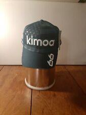 Kimoa Fernando Alonso #66 Citi Private Bank Hat Cap 2020 Indy 500 McLaren Racing