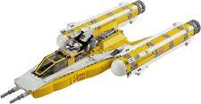 Lego 8037 Star Wars Anakin's Y-Wing Starfighter complet Notice boite de 2009
