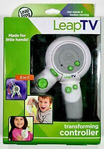Leapfrog LEAP TV TRANSFORMING CONTROLLER Neu! Pointer/Classic/Little Hands