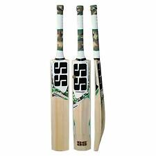 Ss Ton Camo 2.0 Kashmir Willow Full Size Cricket bat for Leather Ball