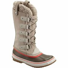 Sorel Joan of Arctic Knit Winter Boots Fossil Size 10      NL2084-160