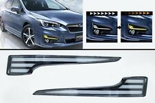 Dual LED Daylight + Sequential LED Turn Signal Lights For Subaru Impreza G4 GK7