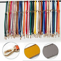 Replacement Real Leather Adjustable Purse Strap F Crossbody Shoulder Handbag Bag