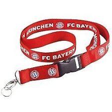 Nicht signierte Fußball-Fan-schlüsselbänder & -anhänger FC Bayern-München