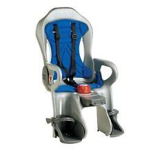 Ok Baby Sirius Bike Child Baby Rear Frame Fitting Seat Silver Max 22kgs