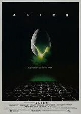 ALIEN Movie Cinema Poster Film Art Print