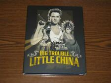 Big Trouble in Little China (Blu-ray Disc, 2013) with Slip Cover
