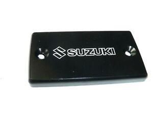 Suzuki GSX250R 2017FRONT Maître-cylindre Frein Couvercle Bouchon Noir RG65