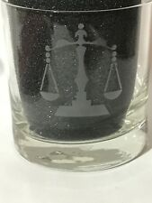 Scales Of Justice Rocks Glass Lawyer Law Office Attorney Paralegal