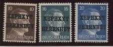 Lokal (n.a.) Herrnhut Ergnzungswerte 10 Pf, 16 Pf. + 20 Pf. BPP-geprüft (B06629)
