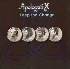 CD Keep the Change by Apologetix (Apr-2002, Parodudes) $1.00  Buy It Now $1.30