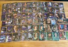 More details for buffy the vampire slayer season four 4 complete trading card set 90