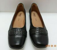 Gabor Comfort Easy Walking Women's Black Shoes Size 8