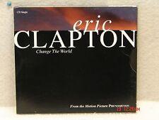 CD Single Eric Clapton - Change the World - From the Movie PHENOMENON