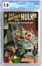 Tales to Astonish #86 (1966) CGC 7.0 Krang, Boomerang Appearances Submariner Cvr