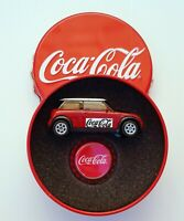 Coca-Cola Collectible .999 Silver Proof Bottle Cap $1 Coin Fiji COKE Mini 2018