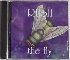 Rush The Fly Live Concert CD 1991 New York Import - Italy - Very Rare Limited