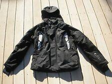 BNWT Ralph Lauren RLX MOTO RECCO Aero Type WIRED mens Ski Jacket iPod Control L