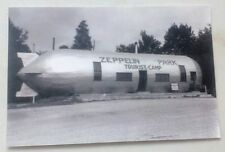Jennerstown PA. Zeppelin Park Tourist Camp, Diner Lincoln Highway Postcard Repo