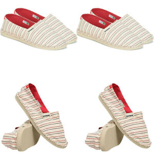 Havaianas Womens Canvas Casual Shoes Comfort Loafers Durable Trainers UK 8 UK 9