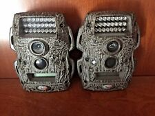 2410 Qty 2 Used Wildgame Cloak 8 Micro Infrared Game Camera 8MP K8i20CA2