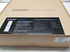 Engenius EnJet 11AC Wi-Fi 5 Wave 2 AC867 5 GHz Wireless Bridge Kit ENH500v3 x2