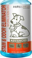 Pet Odor Eliminator & Stain Remover Cat/Dog Urine and Poop Enzyme Cleaner Spray