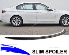 für BMW F30 Spoiler Body Kit lèvre spoilerino tronco trunk aileron becquet alett
