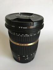Tamron SP AF 10-24mm f/3.5-4.5 Di II LD Wide Angle Zoom Lens for Canon