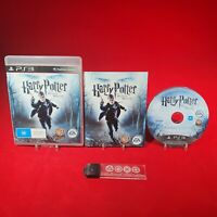 Harry Potter and the Deathly Hallows (Part 1) - Sony PS3 *BellaRoseCollectables*