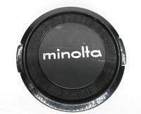 Minolta Genuine 49mm Snap On Front Camera Lens Cap For Maxxum / MC / MD / SR