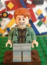 Lego Harry Potter ARTHUR WEASLEY minifigure  4840 The  Burrows
