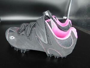 Women's Giro Riela Cycling Shoe Black Size 6