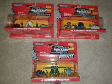 Starship Troopers Micro Machines Sets 1 , 2 & 3