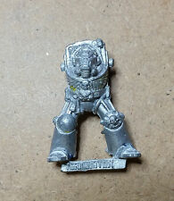 Warhammer 40k Space Marine Terminator - Metal - Stripped