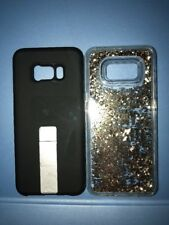 Lot Of 2pc Samsung Galaxy S8 Plus Kate Spade Glitter, Casemate Kickstand Case