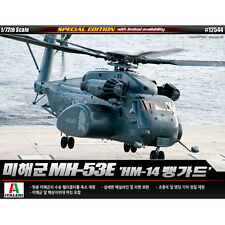 Academy 1/72 US NAVY MH-53E HM-14 VANGUARD Plastic Model Kit Helicopter #12544