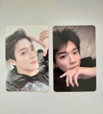NCT 2018 - Jeno Empathy Dream + Reality Official Photocard Set