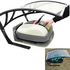 Carport Mähroboter Garage Dach für Rasenroboter Rasenmäher Regenhaube UV-Schutz