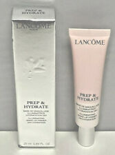 Lancome prep & hydrate illuminating make up primer 24h hydration 0.84oz.nib-j