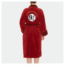 Harry Potter Hogwarts Express 9 3/4 Mens Mule Slippers Size 8-10