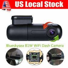 B1W HD 1080P Mini WiFi Car Dash Camera Capacitor Vehicle Dashcam Parking Mode US