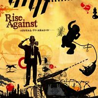 RISE AGAINST - APPEAL TO REASON limited edition (LP Vinyl) sealed
