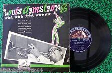 LP 25cm * LOUIS ARMSTRONG and his ALL STARS * <LA VOIX DE SON MAITRE  FFLP 1004