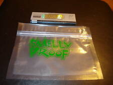 ONE XLARGE SMELL PROOF BAG SMELLY BAGS BAGGIES sale 23x15'
