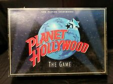 Planet Hollywood the Game of Movie Trivia - Milton Bradley