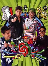 Lo Mejor de La CQ (DVD, 2014, 5-Disc Set)