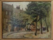 More details for roger fry 1866-1934 interest bloomsbury school antique plein-air oil painting