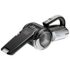 Hand Held Cordless Vacuum Black & Decker Pivoting Lithium Dirt Cleaner Compact