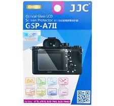 JJC GSPA7II Optical GLASS LCD Screen Protector Film for SONY A7II A7RII 7M2 7RM2